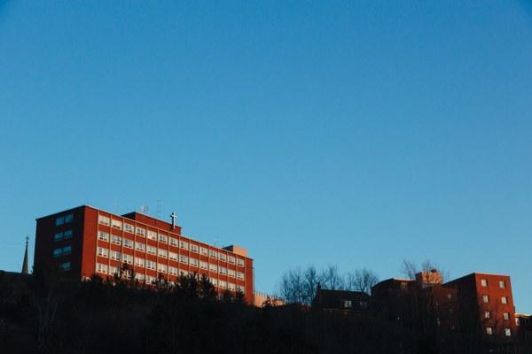 St Joseph's Hospital Saint John