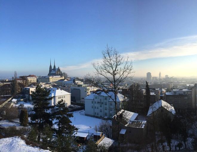 Vienna & Brno (January 2016)