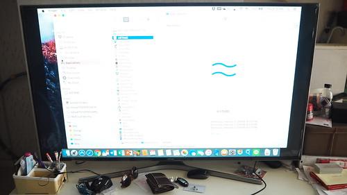 แชร์หน้าจอจากเครื่อง MacBook ไปที่โทรทัศน์ผ่าน AIRTAME