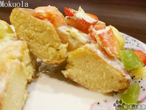 夏威夷熱帶風味鬆餅