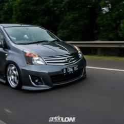 Grand New Avanza Modif Velg All Alphard Facelift 62 Gambar Modifikasi Mobil Nissan Livina Terbaru ...