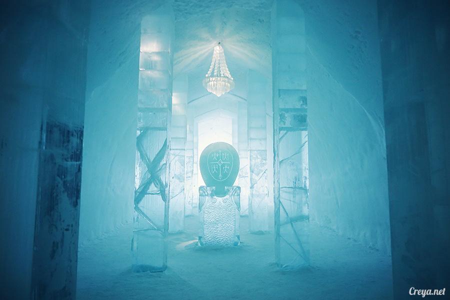 2016.02.25 | 看我歐行腿 | 美到搶著入冰宮,躺在用冰打造的瑞典北極圈 ICE HOTEL 裡 11.jpg