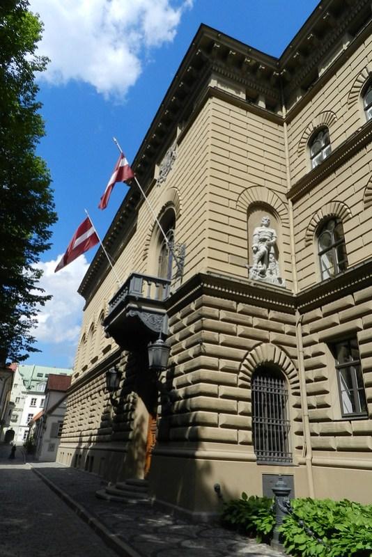 Parlamento Nacional Riga Letonia 01