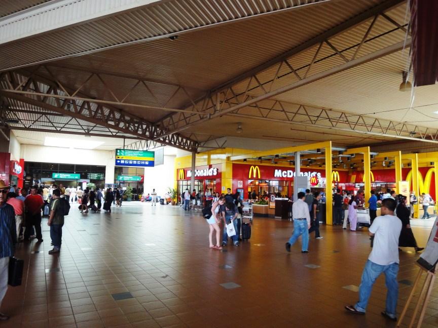 McDonalds at KUL