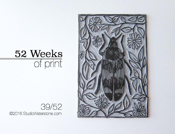 52 Weeks of Print: 39/52