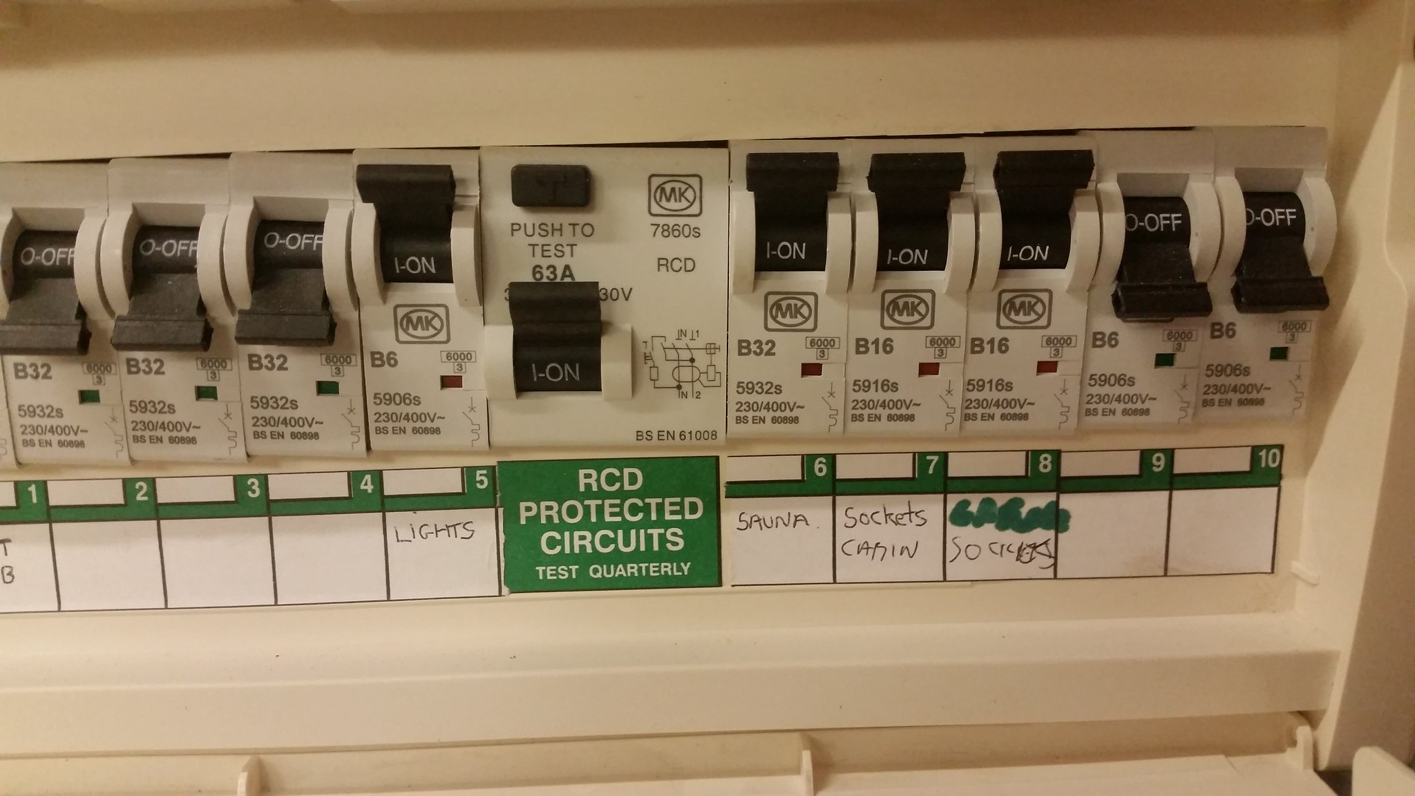 rcd spur wiring diagram 2016 nissan versa radio rewiring the garage electricians to forum please