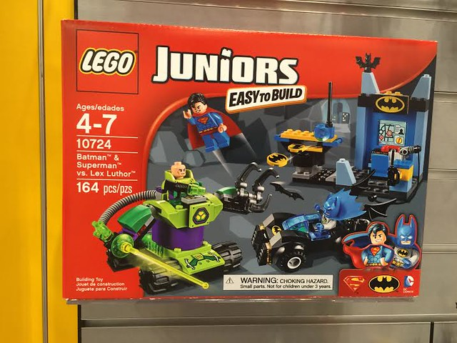LEGO Juniors 10724 Batman & Superman vs. Lex Luthor
