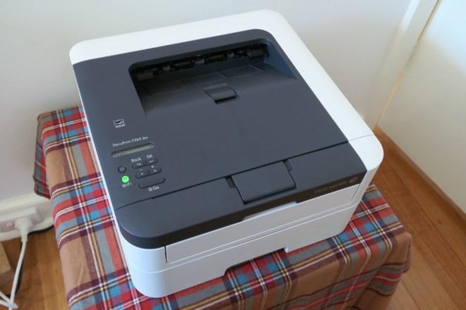 Fuji Xerox DocuPrint P265DW