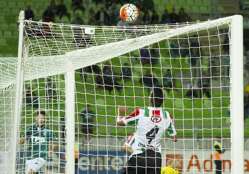 Santiago Wanderers 0-0 Palestino