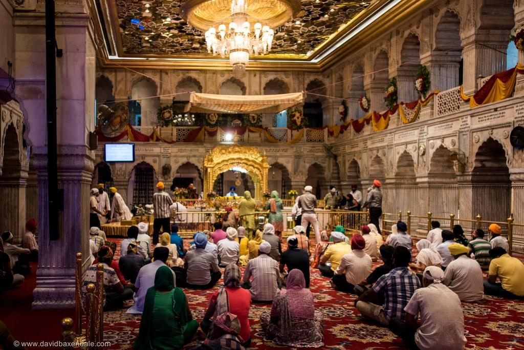 Gurudwara Bangla Sahib - Delhi