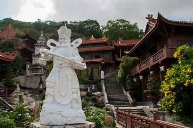 Vietnam Buddha Tempel