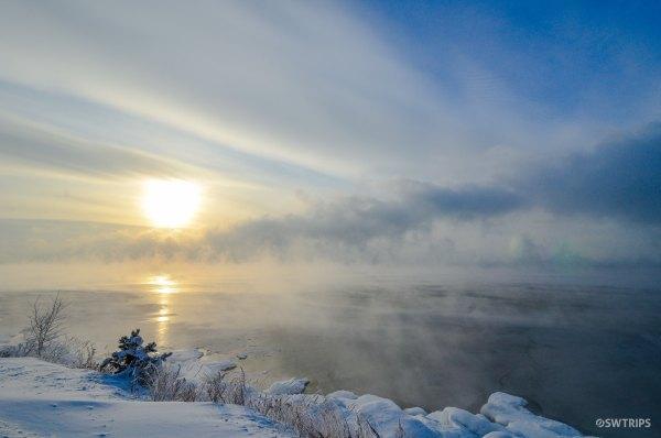 Lake Baikal - Irkutsk, Russia