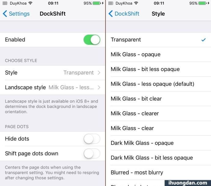 Tổng hợp các Tweaks cho Cydia hay - ihuongdan