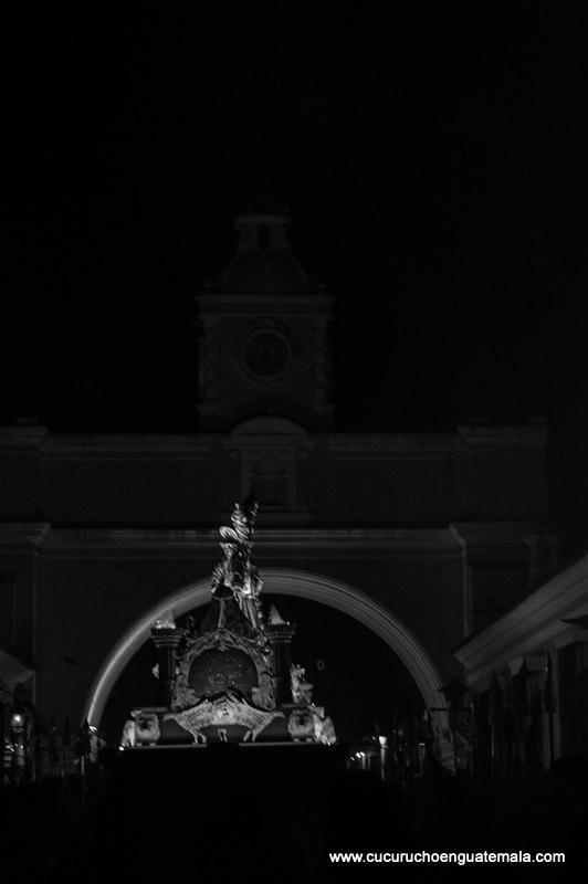 Procesión de Jesús Nazareno del Monte Pulciano