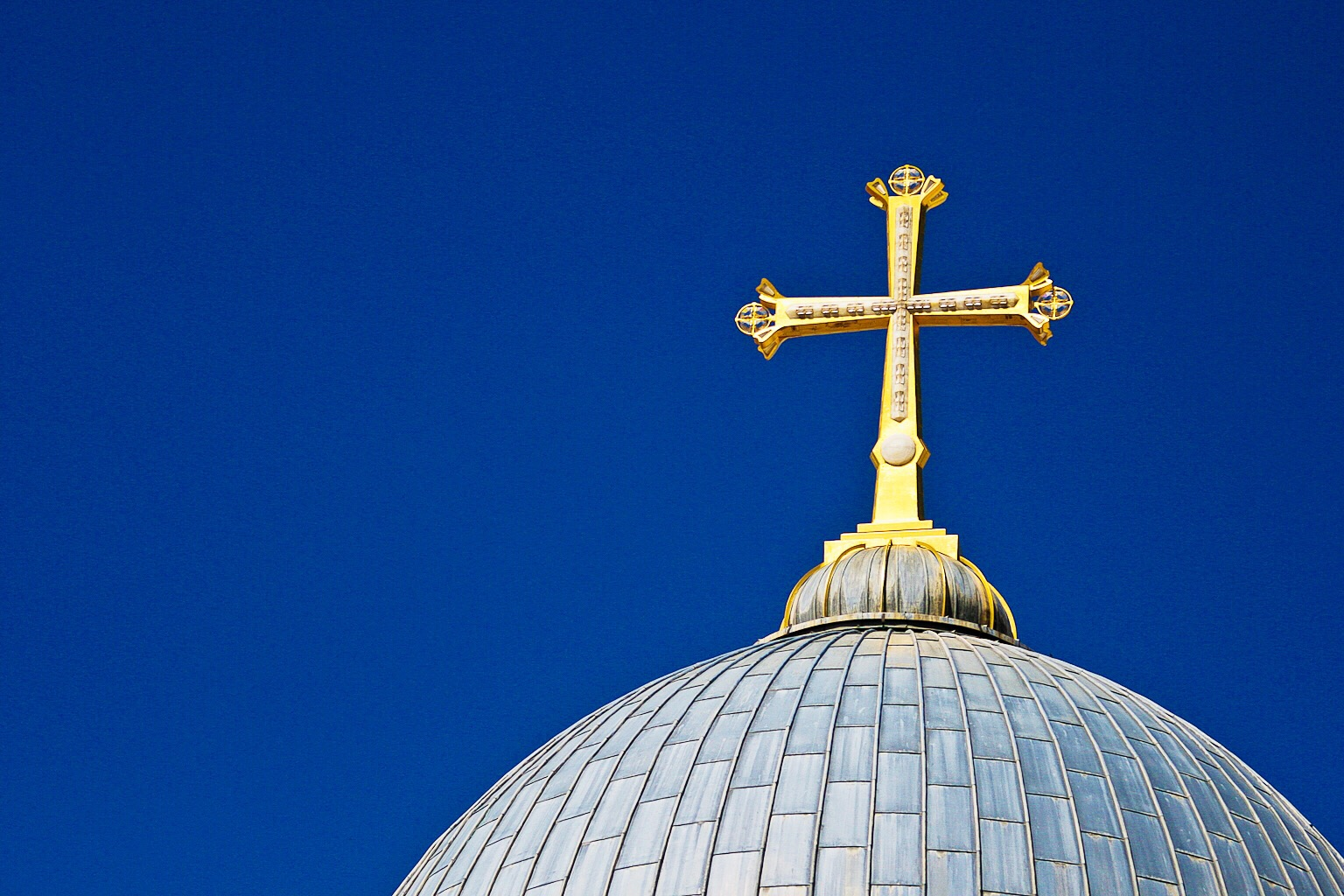 The Catholicon Cross (Church of the Holy Sepulchre, Jerusalem)