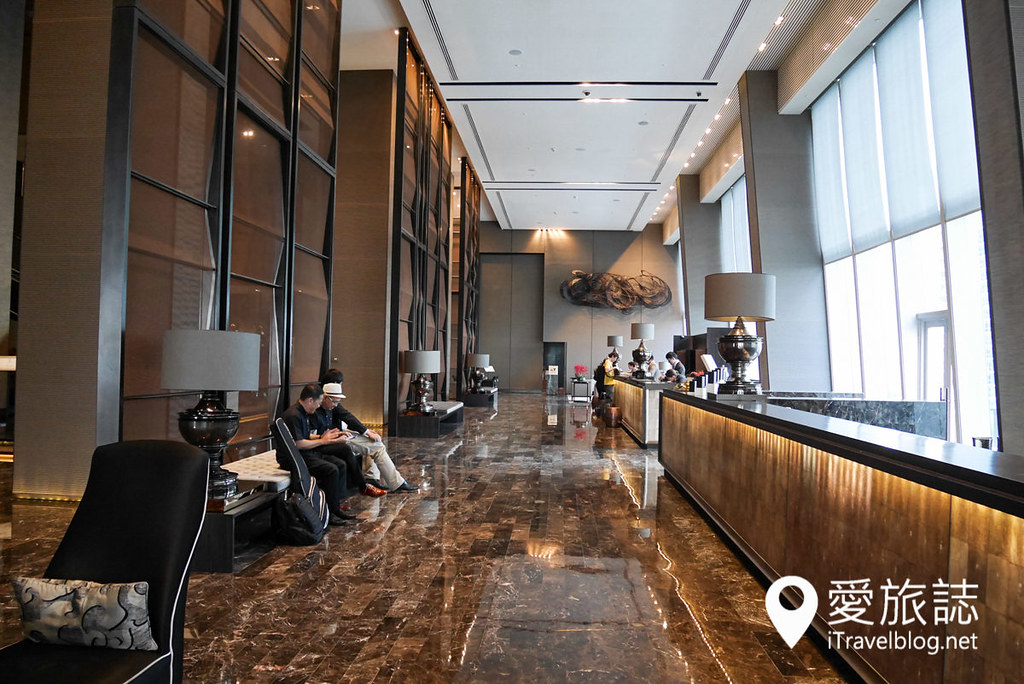 《曼谷下午茶推荐》Up & Above:大仓新颐酒店星级下午茶