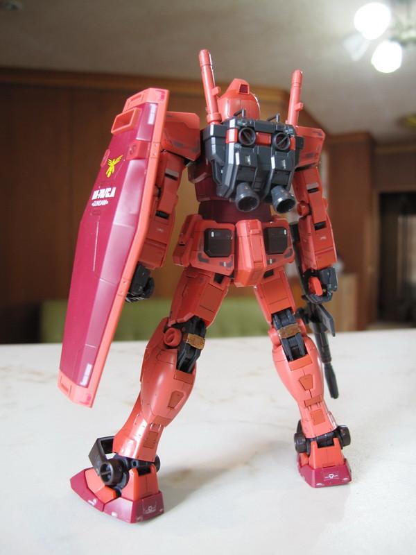 RG Casval's Gundam – 一天到晚作模型的MS翰