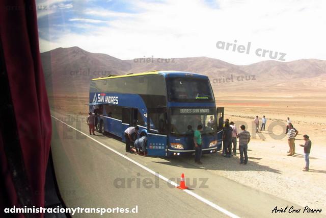 Buses San Andrés - Desierto de Atacama - Modasa Zeus / Scania (DLFJ48)