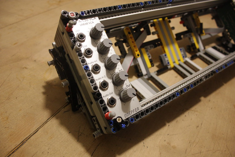 Lego Eurorack Case /