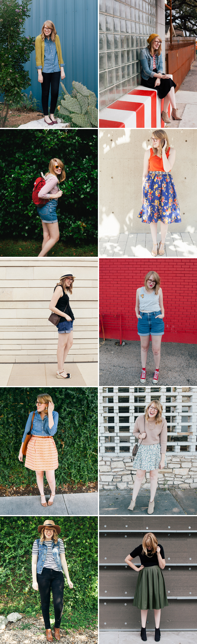 best outfits 2015