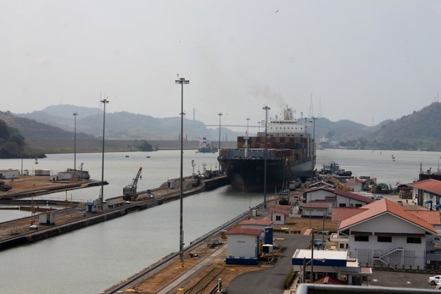 Visita al Canal de Panamá