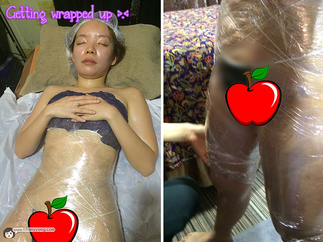 Annabelle Cling Wrapped