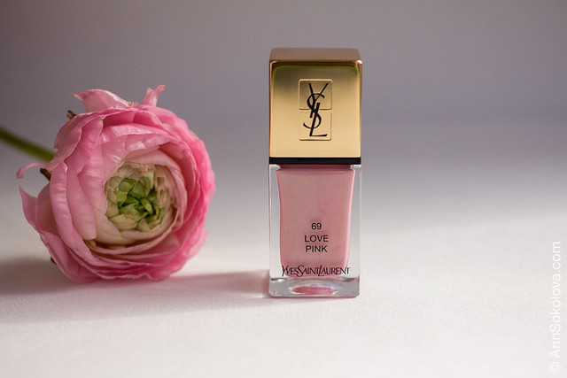 01 YSL #69 Love Pink Ann Sokolova swatches