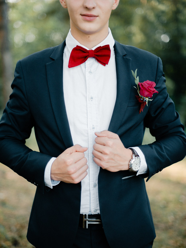 Autumn Wedding Attire