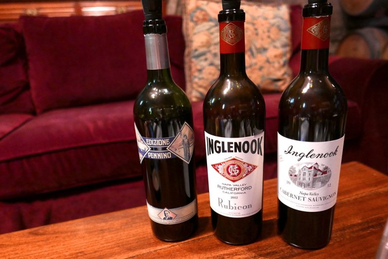 Edizione Pennino is music company owned by Coppola's grandfather.   Rubicon. Flagship wine made from their best grown fruit, first planted in the 1880s.   CASK wines are new era cabernets made same way now as over 50 years ago.