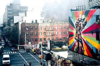 The Highline Kiss