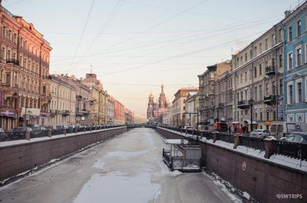 Nevskiy Prospekt, St Petersburg