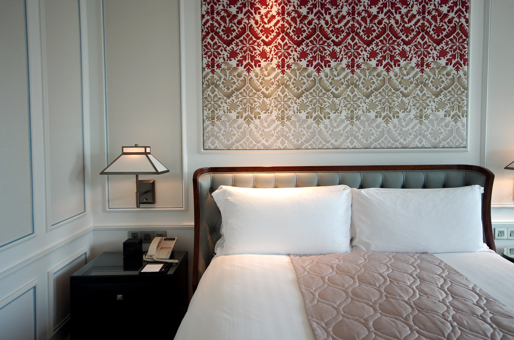 deluxe room intercontinental singapore