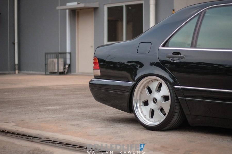 Mercedes Benz W140 S Class-37