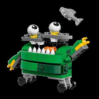 LEGO Mixels Series 9 Gobbol (41572)
