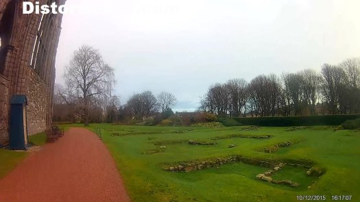 Holyrood Palace y abadi?a