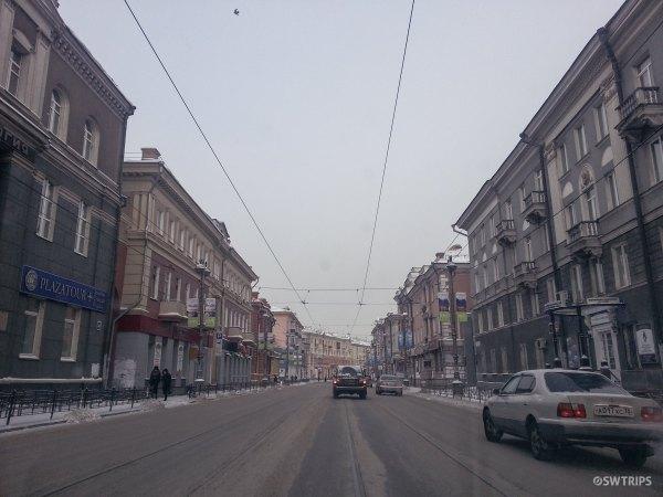 Irkutsk - Russia