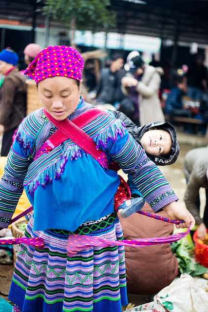 Bac Ha Sunday Market 08