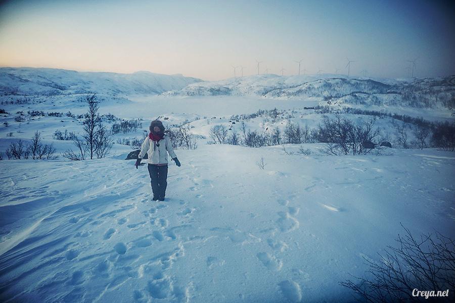2016.02.23| 看我歐行腿 | 阿呀~一不小心就從瑞典到了挪威, Narvik 小鎮遇見地理課本中的峽灣 15.jpg