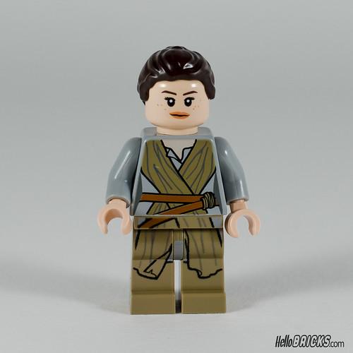 REVIEW LEGO Star Wars 75099 Rey's Speeder 07 - HelloBricks