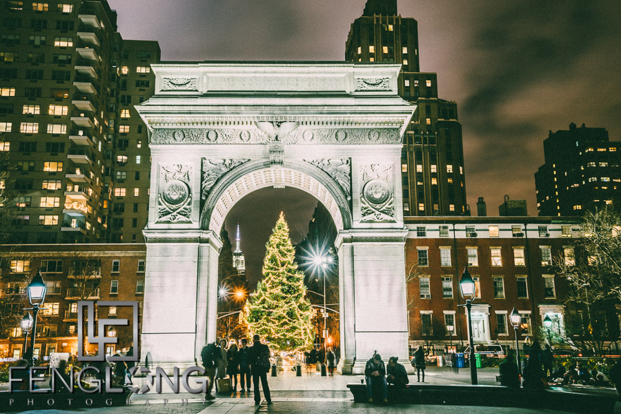 New York City Christmas 2015