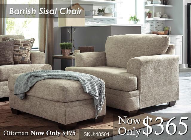 Barrish Sisal Chair
