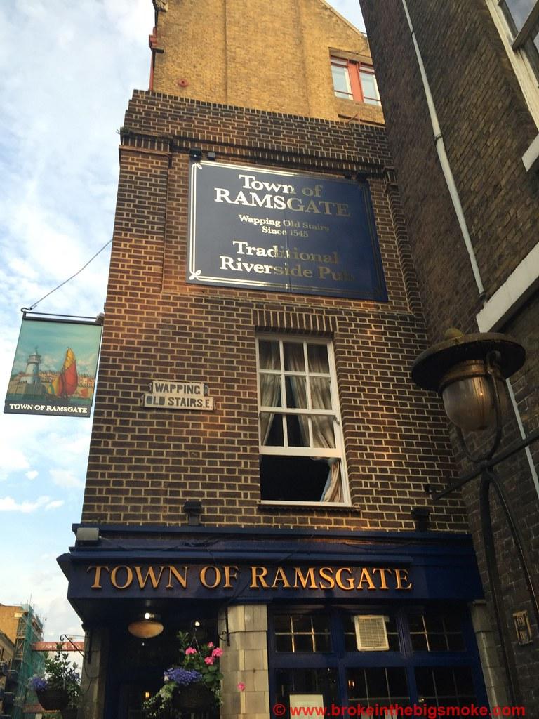 Best LDN Walks Town of Ramsgate