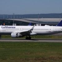 Lufthansa D-AIUB, OSL ENGM Gardermoen