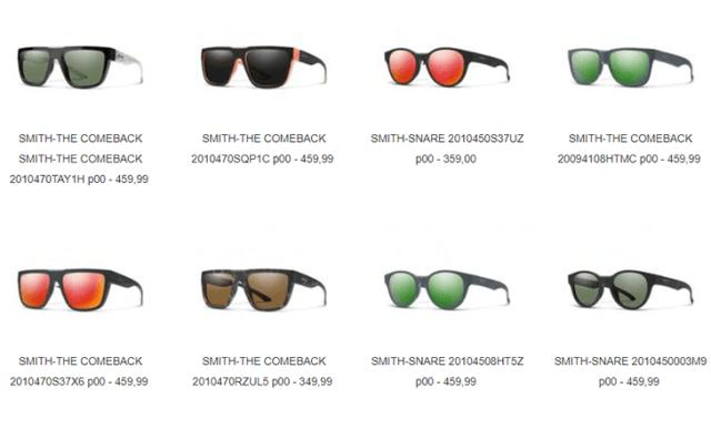 Lançamento: Marca Smith Óculos de Sol chega no Brasil