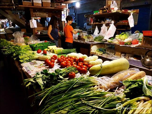 台中南門市場