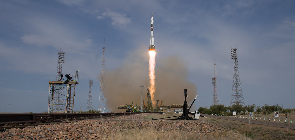 Expedition 56 Launch (NHQ201806060017)