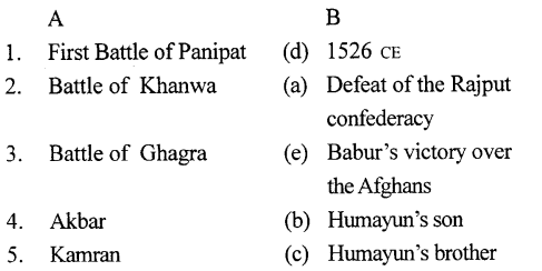 ICSE Solutions for Class 7 History and Civics - Foundation of Mughal Empire-05