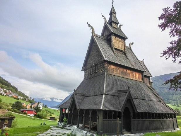 Lo más bonito de Noruega