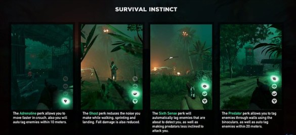 Far Cry 5 Hours of Darkness - Survival Instinct