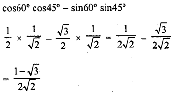 RD Sharma Class 10 Solutions Trigonometric Ratios